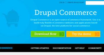 Framework Drupal Commerce