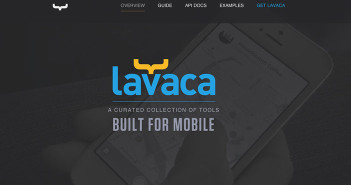 Framework móvil Lavacca