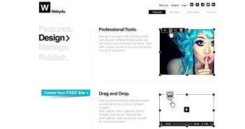 Webydo: diseña sitios web sin saber HTML