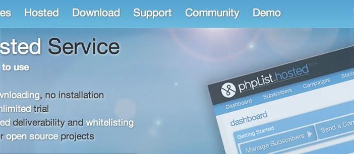 PHPList: Gestor de listas de correo