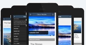Plugin Wordpress Obox Mobile
