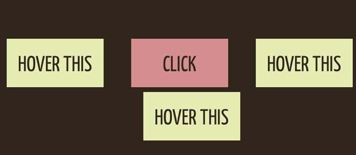 Codigo CSS para incorporar efecto hover: Tile Trnasition Effect