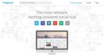 Herramienta para verificar hasthtag populares: Tagboard