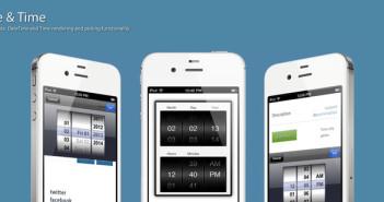 Javascript plugin para desarrollo móvil Date & Time Scroller