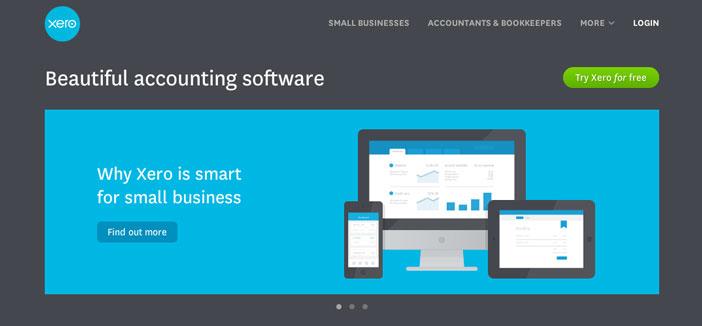 Servicio para mantener organizado tu negocio online: Xero