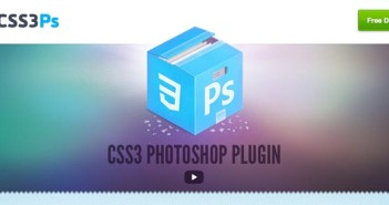 Plugin Photoshop CSS3PS