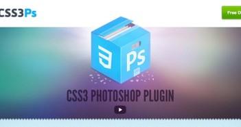 Plugin Photoshop CSS3PS