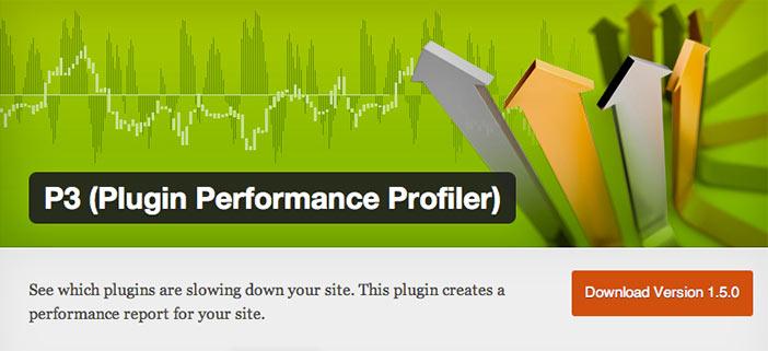 Plugin Wordpress P3