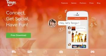 Aplicaciones moviles para realizar llamadas gratuitas: Tango