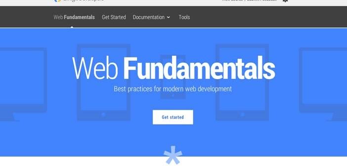 Crea tu primer sitio web con Google Fundamentals