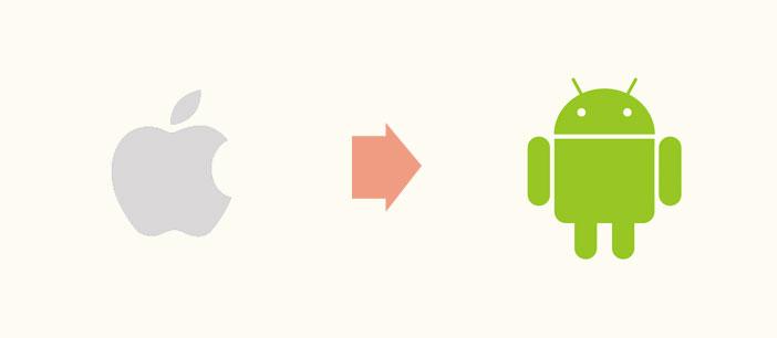 Consejos para crear aplicaciones Android en base a iOS