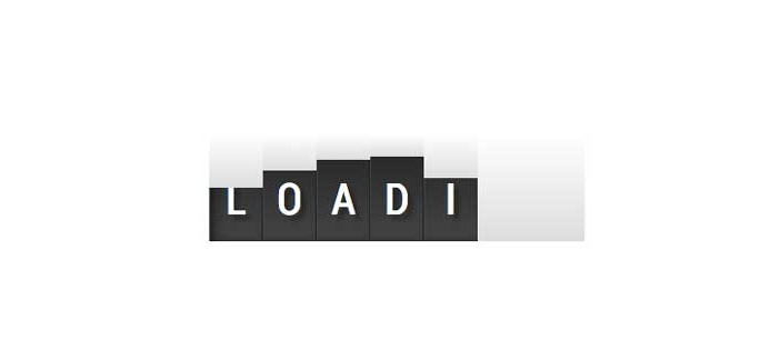 Codigo CSS para animaciones de carga: Yet another loading animation