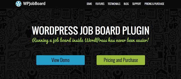 Plugin Wordpress WPJobBoard