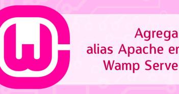 Agregar alias Apache con WAMP Server