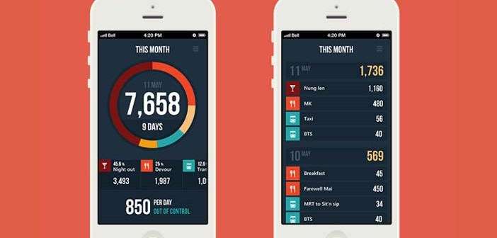 Uso de gráficos estadísticos en el desarrollo de aplicaciones moviles: Expenses Manager App