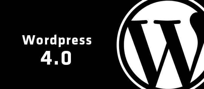 Novedades de Wordpress 4.0