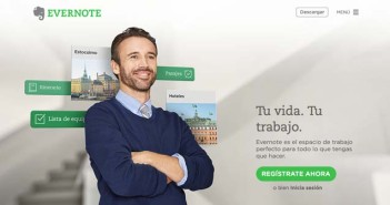 Recursos web para recopilar u organizar información: Evernote