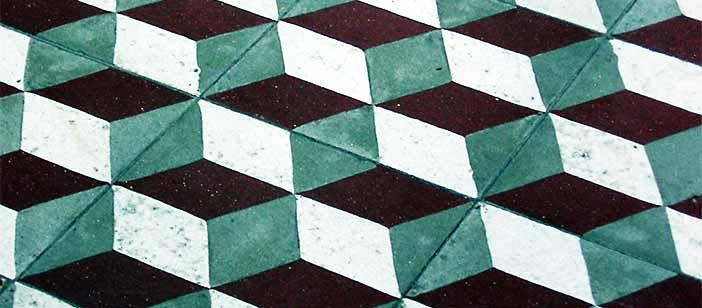Uso de figuras geométricas en diseño web