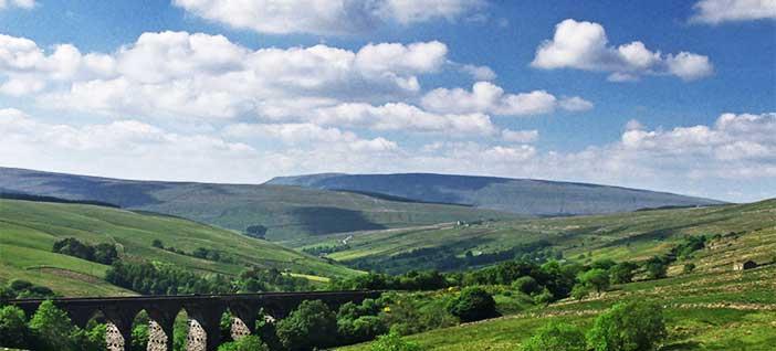 Uso de fotos de paisajes hermosos en tu web