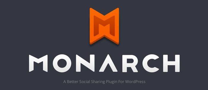 Conoce el nuevo plugin Wordpress Monarch