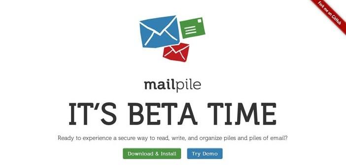 Lista de webmail cliente: Mailpile