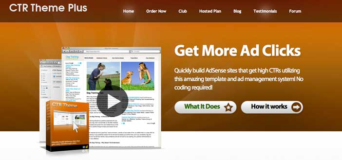 Temas Wordpress optimizados para Adsense: CTR