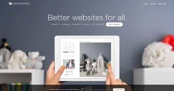 Crear portfolio online en Squarespace