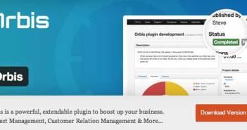 Plugin Wordpress para gestión de proyectos: Orbis