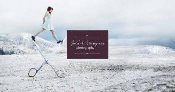 Ejemplos de portfolio online de fotógrafos: Julie de Waroquier