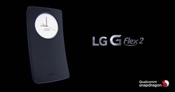 Características del nuevo LG G Flex 2