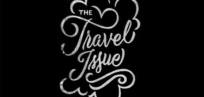 Ejemplos de letterings trabajados con tiza: 2014 Lettering Collection