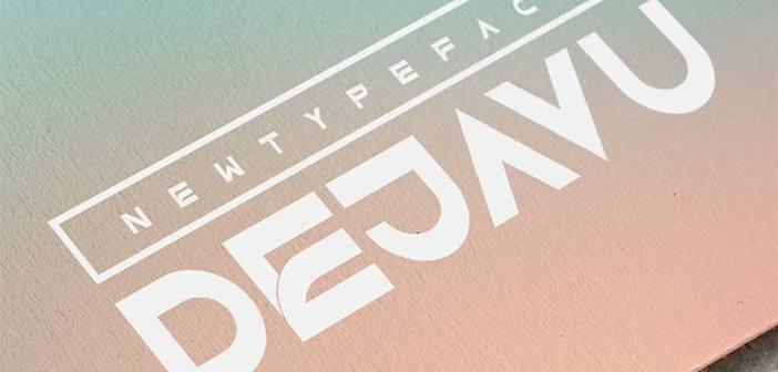 Tipografías apropiadas para diseño de marca: Dejavu