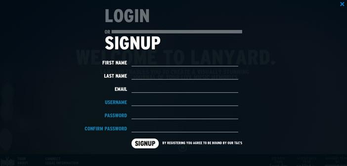 Consejos para crear formulario web en página de registro: Animaciones