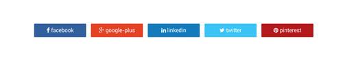 Plugin jQuery para añadir botones de redes sociales: SocialShare.js