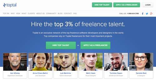plataformas-encontrar-trabajos-freelance-toptal