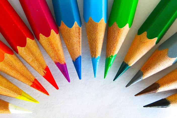 Por qu es importante la psicolog a del color for Que color de fachada elegir