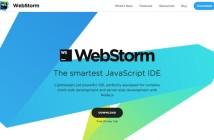 IDES para desarrollo en Node.js: WebStorm