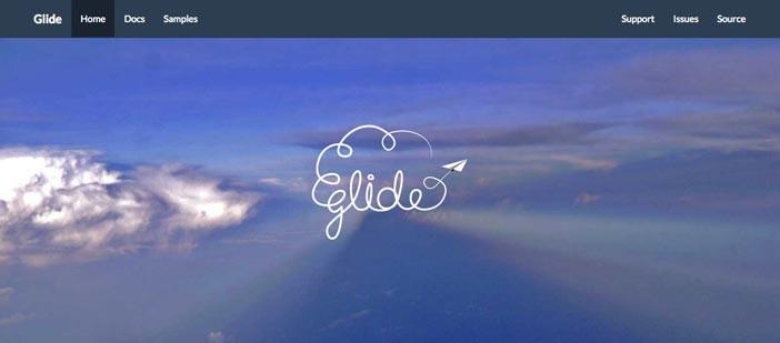Listado de Groovy Framework para crear aplicaciones: Glide