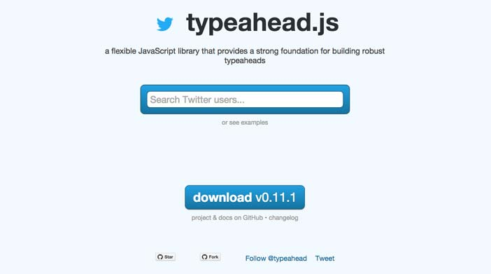 Plugin jQuery para implementar función Autocompletar en tu sitio: Typeahead.js