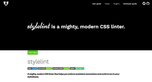 PostCSS plugins de gran utilidad para desarrolladores: Stylelint