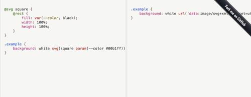 PostCSS plugins de gran utilidad para desarrolladores: Write SVG
