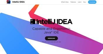 Alternativas de IDE para Java: Intellij Idea