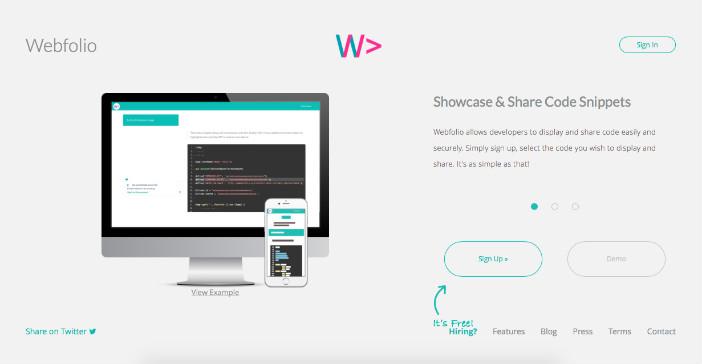 Plataformas para compartir snippets de manera pública o privada