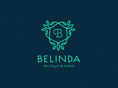 ejemplos-de-logotipos-uso-lineas-delgadas-belinda