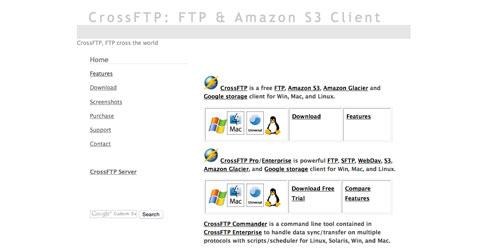 opciones-cliente-ftp-gratuitos-crossftp