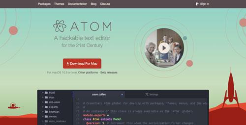 recopilacion-herramientas-para-programadores-editores-codigo-atom