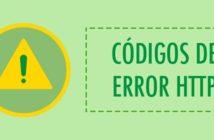Significado de los códigos de error HTTP más comunes: Portada