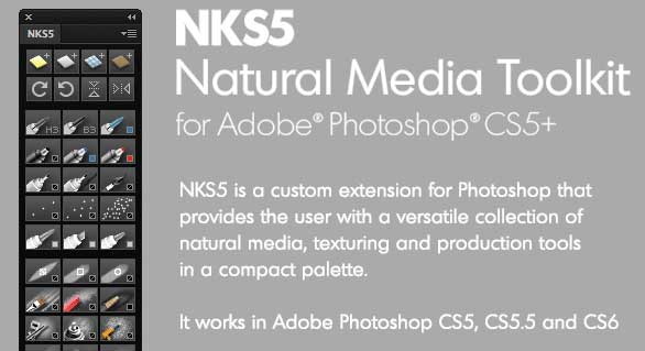 plugin-photoshop-naturalmediatoolkit