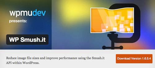 Plugin WordPress WP Smush.It