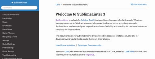 sublime-text-editor-extensiones-sublimelinter